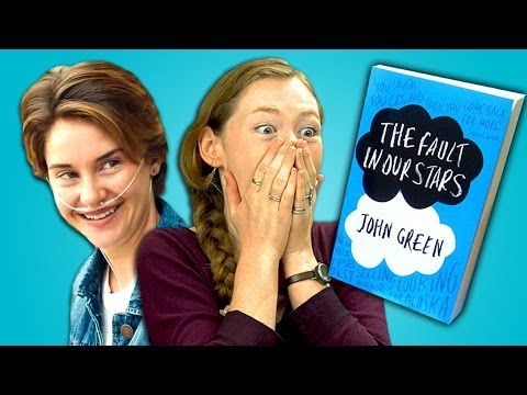 Teens React to The Fault In Our Stars klip izle