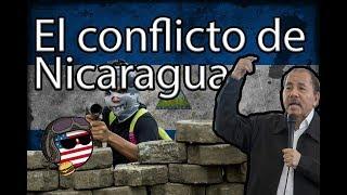 LA CRISIS DE NICARAGUA en 9 minutos