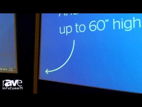InfoComm 2014: Da-Lite Introduces Upgraded IDEA Screen