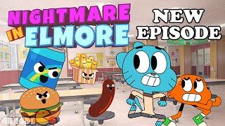 The Amazing World of Gumball - Nightmare In Elmore Full Gameplay