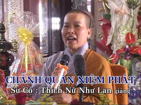 Chánh Quán Niệm Phật