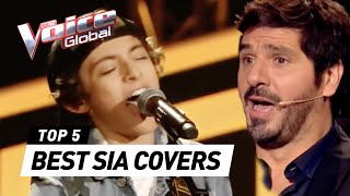 Best Sia Blind Auditions In The Voice Kids The Voice Global
