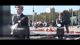 Россияне поздравили ветеранов Великой Отечественной войны с Днем Победы