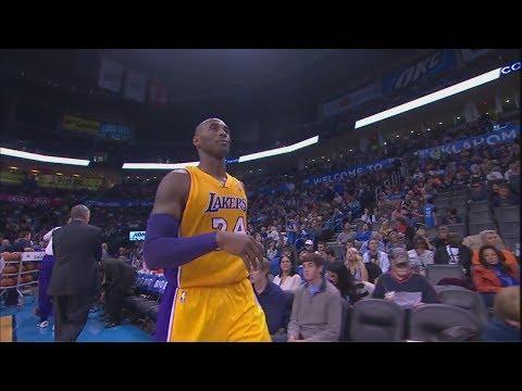 Kobe Bryant 13 Assists @ Oklahoma City Thunder - Full Highlights 13/12/2013
