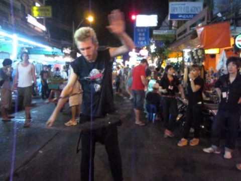 Bags Hoop Up Khao San Road