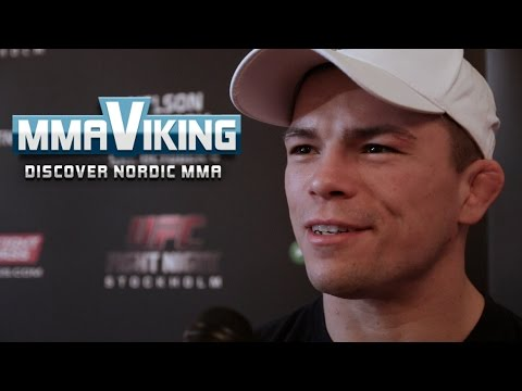 Rick Story UFC Sweden 3 Pre Fight Interview