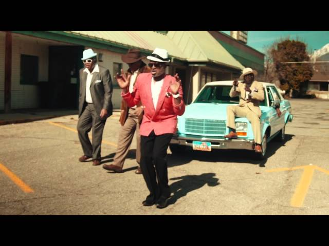"Mark Ronson ft. Bruno Mars - Uptown Funk ""Oldtown Cover"" ft. Alex Boye', & The Dancing Grannies"