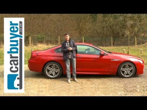 BMW 6 Series 2013 review - CarBuyer