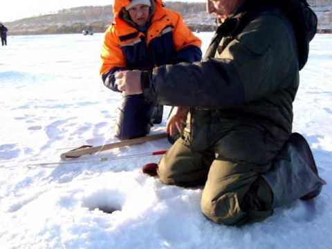 рыбалка в хакасии в марте