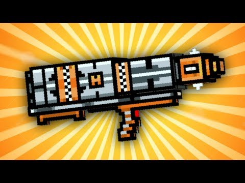Pixel Gun 3D - Judge [Review]