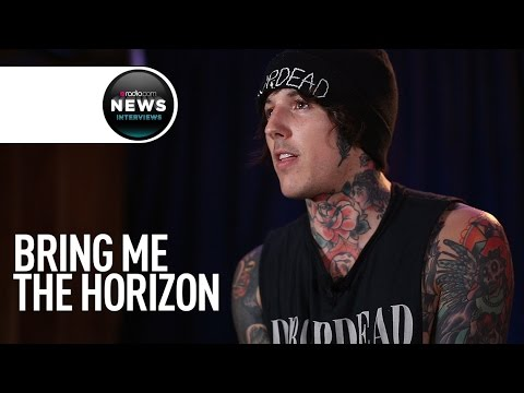 Bring Me The Horizon Live Through Addictions, Religious Zealots To Bring Metal To The Masses video