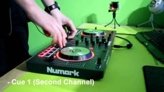 Numark NVII Review - What makes this controller unique?
