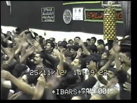 10th Muharram 1434 - Asr-e-Ashur - Matamdari - 25/11/2012