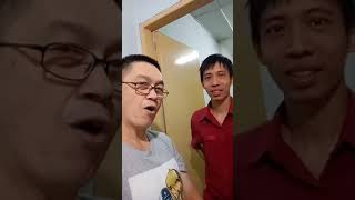 Me   Interview   #MyBest  Fren   #LokeSweeKiong    At  His   Room   Date :13-1-2018  10:30  P:M