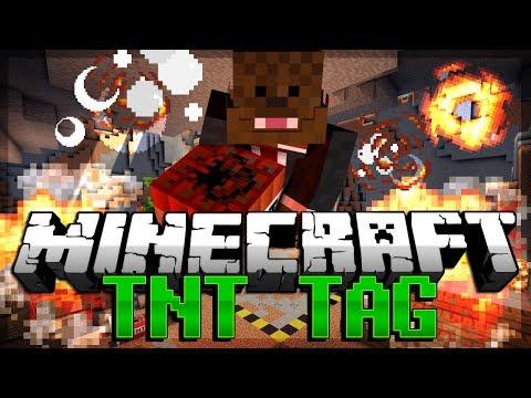 Minecraft Hot Potato Tnt Tag W  Vikkstar video