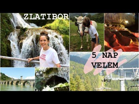 5 NAP VELEM| Vlog