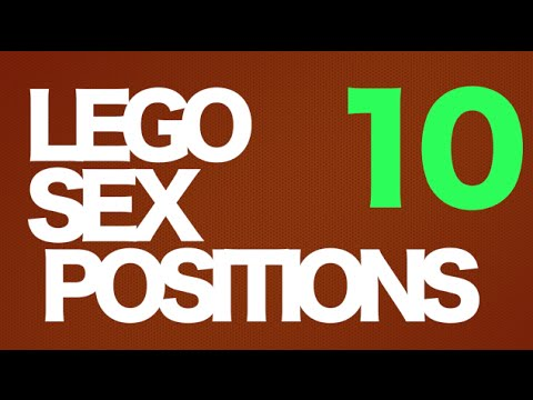 Top 10 LEGO sex positions