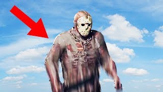 FUNNIEST GLITCHES IN THE GAME! (Friday 13th)
