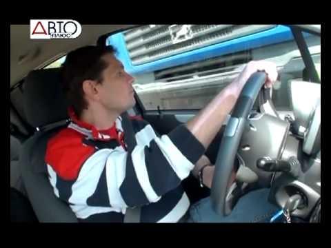 Новый Chevrolet Spark, тест-драйв