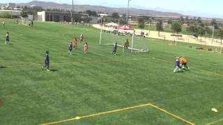 Soccer Camps SSGs Week 2 Game 1 1st