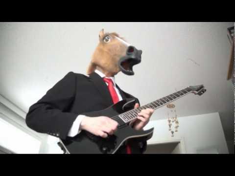 The Horse With A Fucking Ukulele video