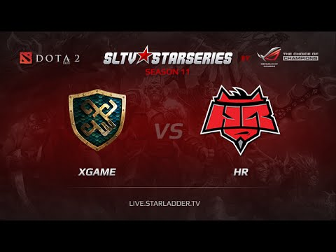 xGame.kz vs HR, SLTV Europe Season 11, Day 9