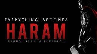 Everythings HARAM   Nouman Ali Khan Very Funny HD