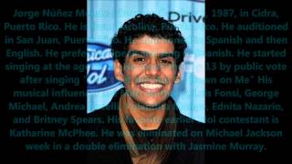 My Male American Idol Finalist Rankings 2013