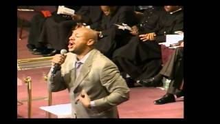Watch Brian Courtney Wilson Awesome God video