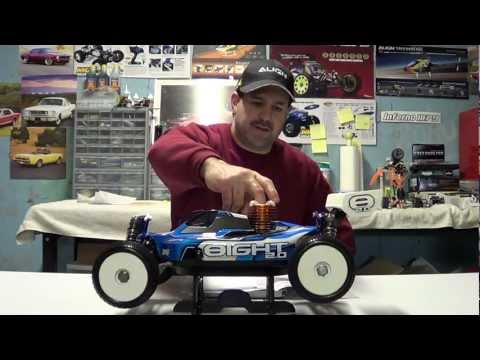 Rc nitro car ,breaking in the engine properly for long life