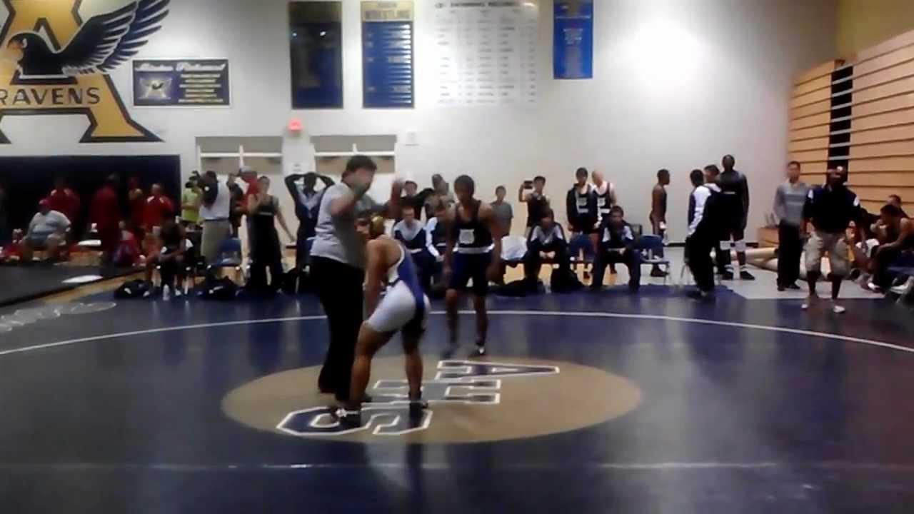 alessi taffanelli wrestling 132 lbs alonso high school vs