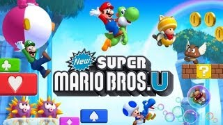 Nintendo Video Chat_ Playing New Super Mario Bros U