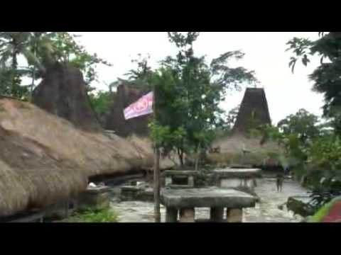INDONESIA SUMBA ISLAND OUEST VILLAGES