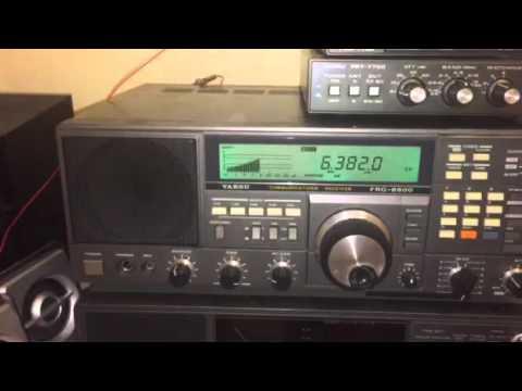 Pirate Radio Station 6382 KHz Radio Joey, Netherlands