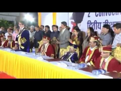 Amitabh Bachchan Rendering Poem