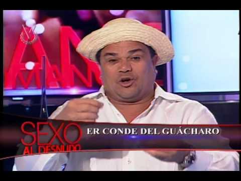 media er conde del guacharo y maduro