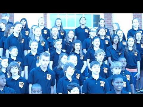 New Albany Middle School Choir
