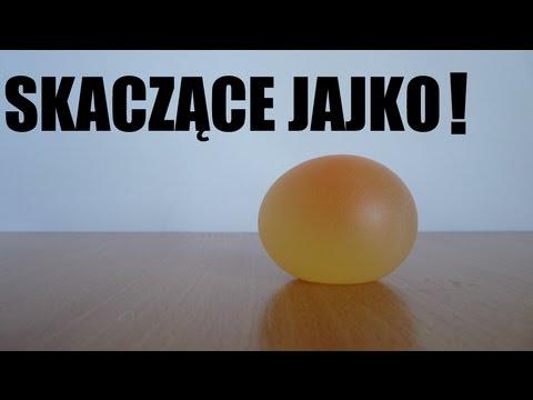 Jak Zrobić Gumowe Jajko? Eksperymenty W Domu ( Proste Doświadczenia Fizyczne I Inne )