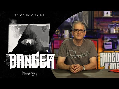 ALICE IN CHAINS Rainier Fog Album Review   Overkill Review