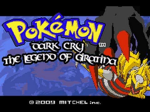 Pokemon Dark Cry Version hd Pokemon Dark Cry The