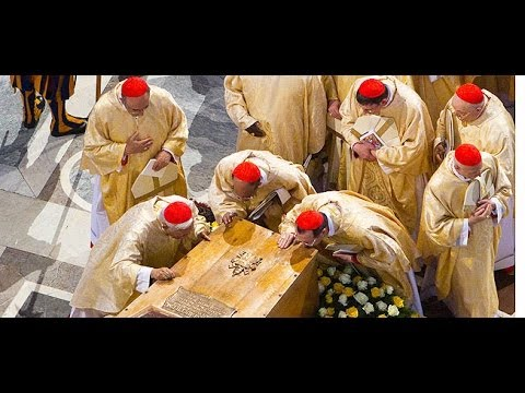 Secret Vatican Memo Leaked Why Pope Benedict XVI Resigns! Breaking Pope John Paul II News.!