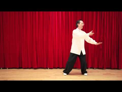 Learn Tai Chi 8 forms for beginners (chinese version) - Hong Kong Music Videos