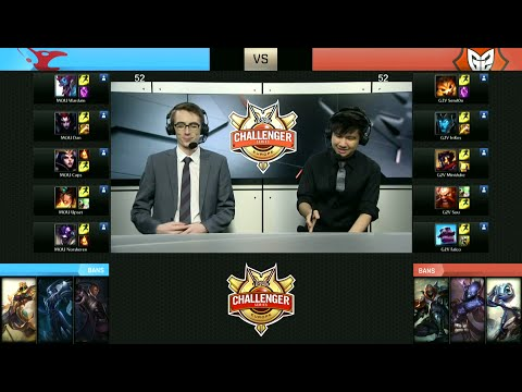 Mousesports vs G2 Vodafone | Group Stage 2016 EUCS Summer Qualifiers | MOU vs G2V
