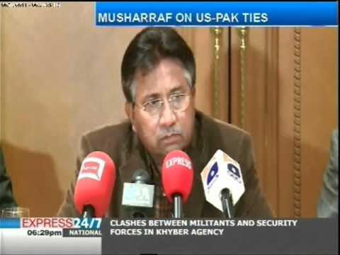 ISI is working in Pakistan's interest: Musharraf