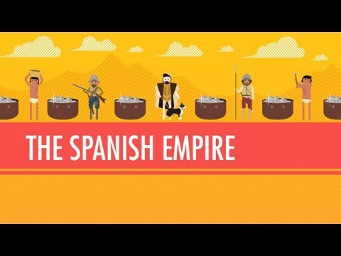 The Spanish Empire, Silver, & Runaway Inflation: Crash Course World History #25 video