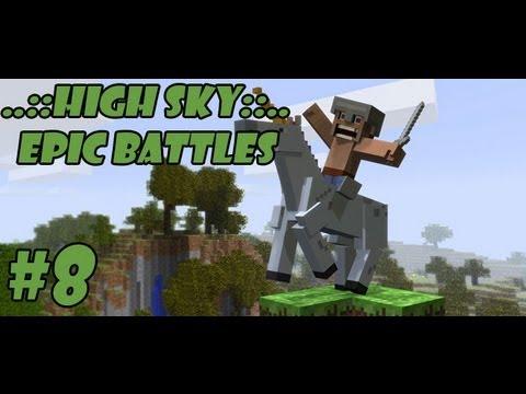 MineCraft - Эпичные Битвы - Часть 8