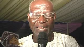 YEYE OBA MARIA SOFOLAHAN ATIBIOKE FINAL JOURNEY HOME Part 1