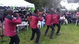 Chebon and Dama prewedding dance