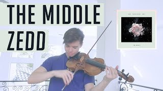 Download Lagu ItsAMoney Violin Cover | The Middle - Zedd, Maren Morris, Grey Gratis STAFABAND