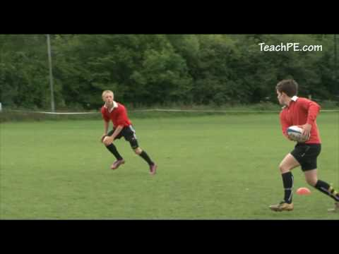 Improve your passing - Rugby Drills